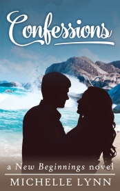 Author Michelle Lynn, Contemporary Romance, Confessions