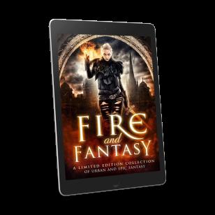 ereader fire and fantasy